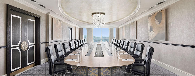 Waldorf Astoria Ras Al Khaimah Hotel, Förenade Arabemiraten – Luuli konferensrum
