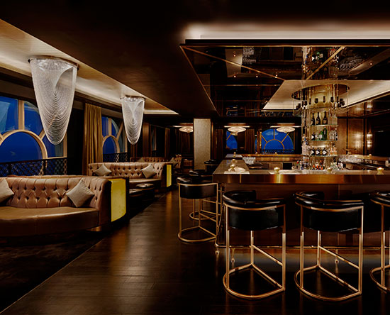 Waldorf Astoria Ras Al Khaimah hotell, Förenade Arabemiraten – Sociala evenemang