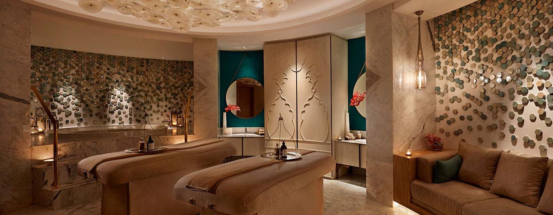 Waldorf Astoria Ras Al Khaimah hotel, VAE - Einzigartige Behandlungen