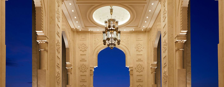 Waldorf Astoria Ras Al Khaimah hotell, Förenade Arabemiraten – Eleganta bröllopsutrymmen