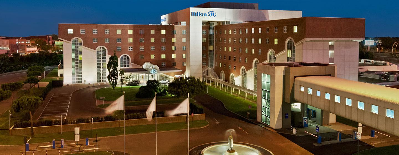 Hotel Hilton Aeroporto Di Roma Fiumicino