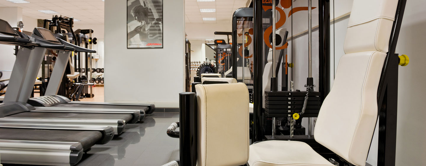 Hotel Hilton Rome Airport, Italia - Fitness Center