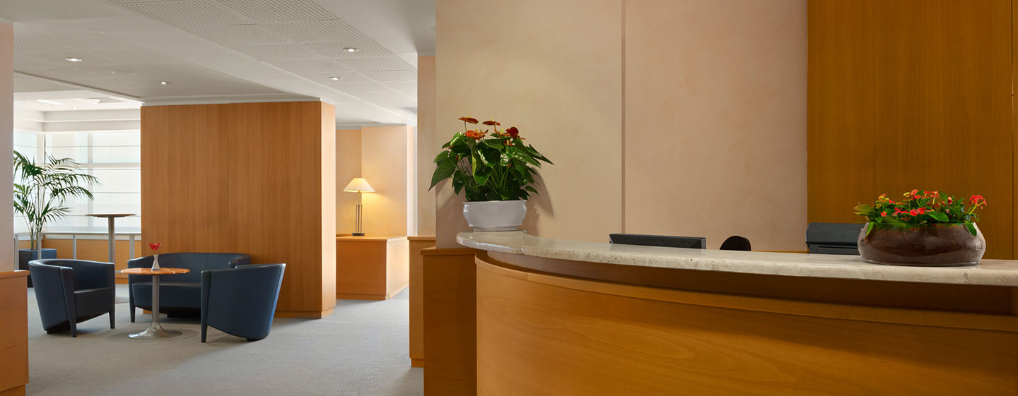 Hotel Hilton Rome Airport, Italia - Business Center