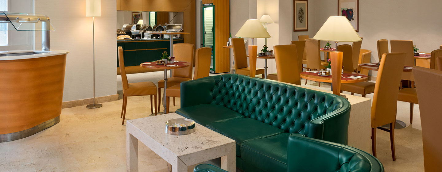 Hotel Hilton Rome Airport, Italia - Executive Lounge