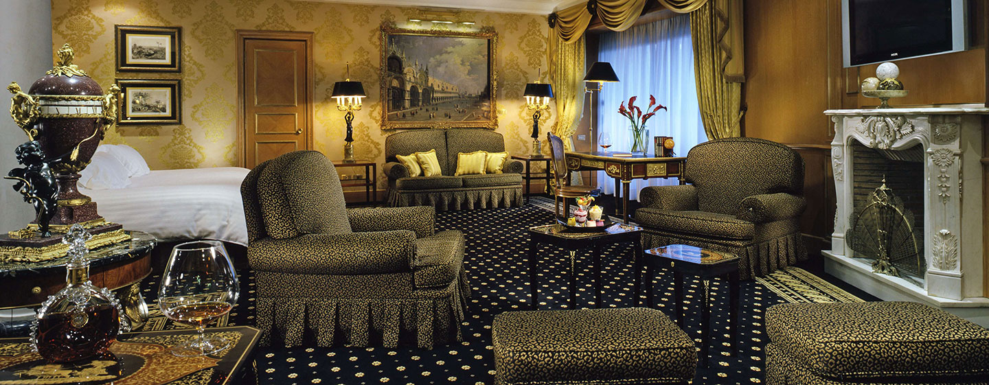 Rome Cavalieri, Waldorf Astoria Hotels and Resorts, Italien - Vista Suite