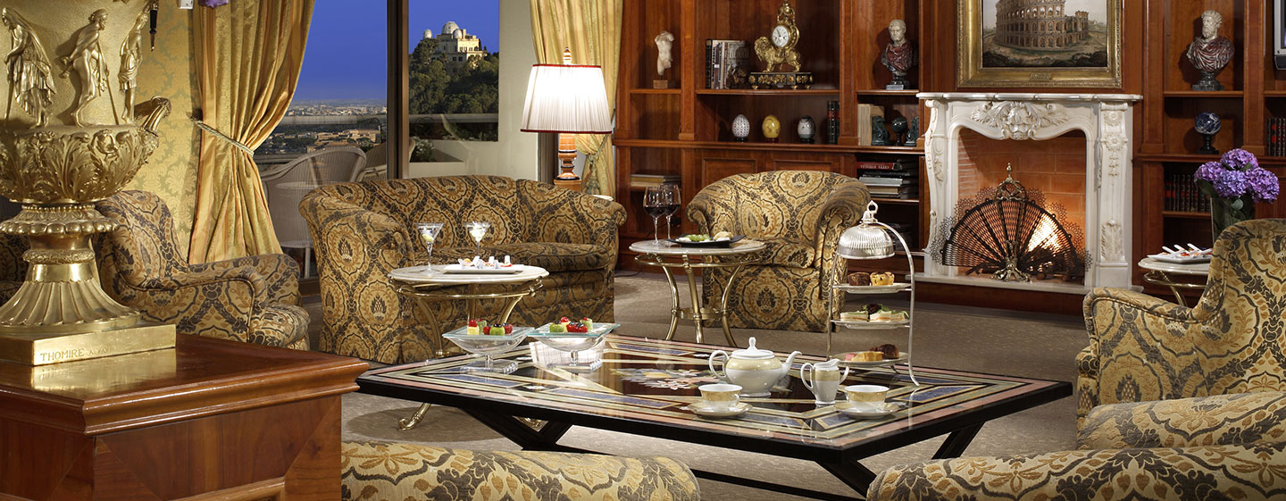 Hotel The Waldorf Astoria® Rome Cavalieri hotel, Italia - Imperial Club