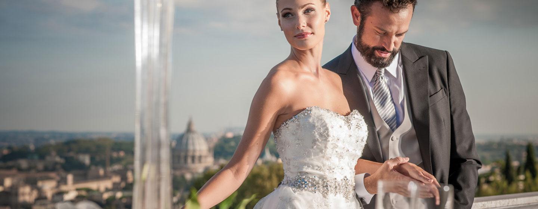 Rome Cavalieri, Waldorf Astoria Hotels & Resorts, Italien - Hochzeit