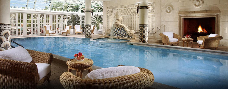 Hôtel Rome Cavalieri, Waldorf Astoria, Italie - Piscine intérieure