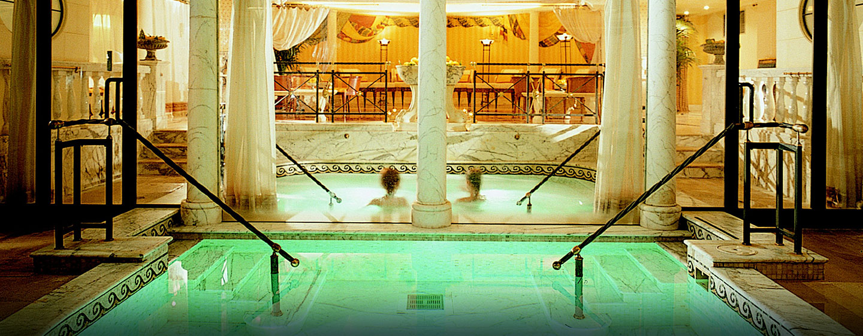 Hôtel Rome Cavalieri, Waldorf Astoria, Italie - Bain turc