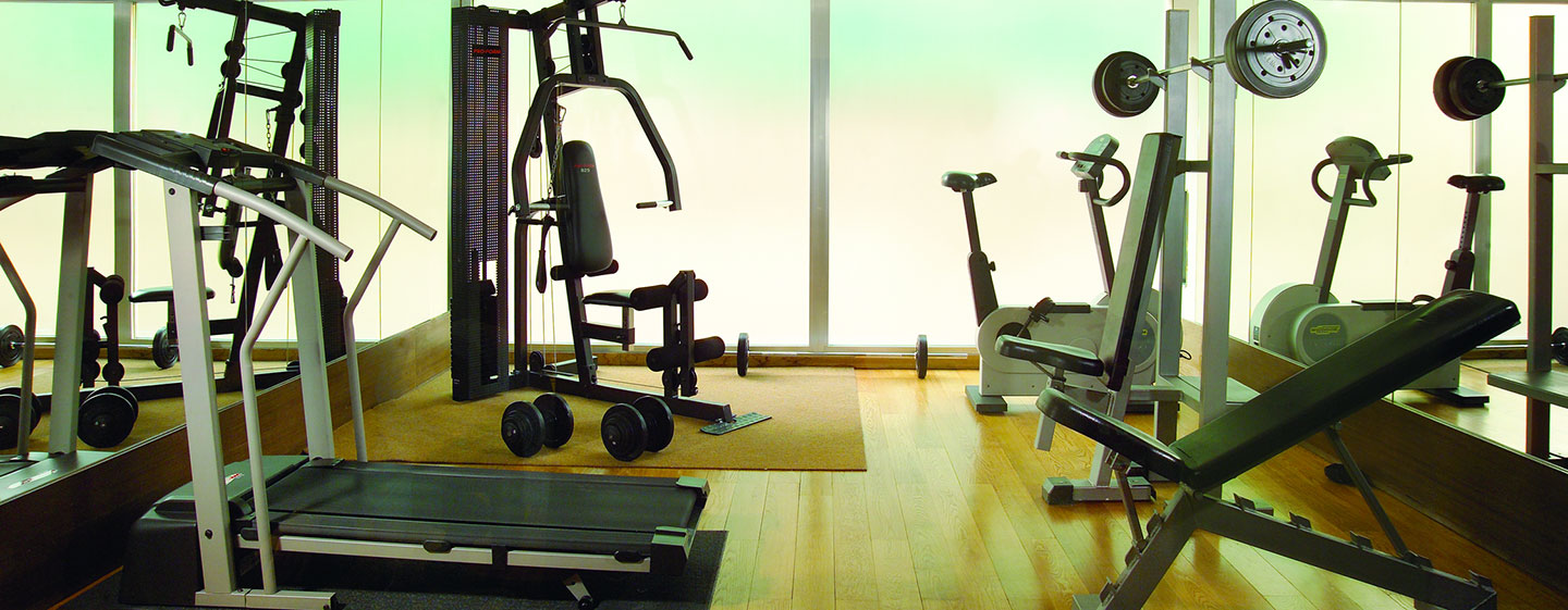 Hotel Hilton Garden Inn Rome Claridge, Italia - Fitness Center
