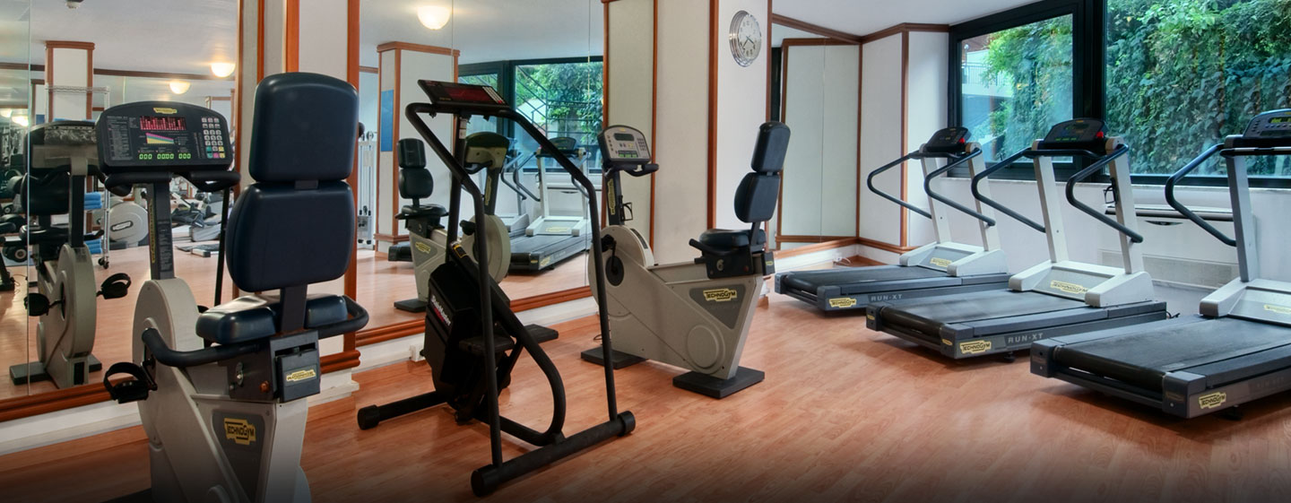 Hilton Sorrento Palace, Italia - Fitness center