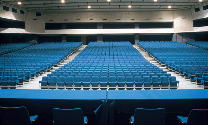 Hôtel Hilton Sorrento Palace, Italie - Auditorium Sirene