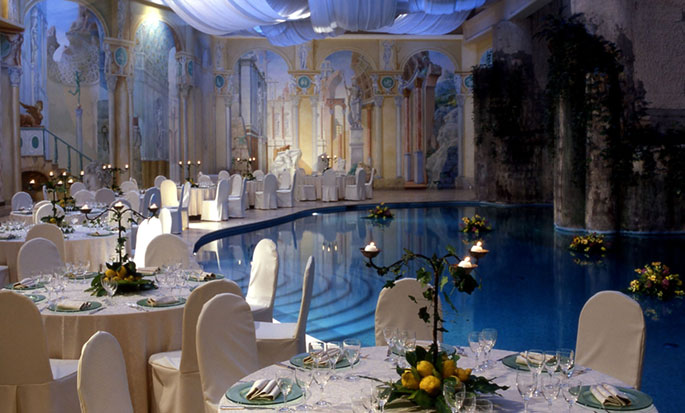 "Hilton Sorrento Palace, Italien – Meetingraum ""Le Ginestre"""