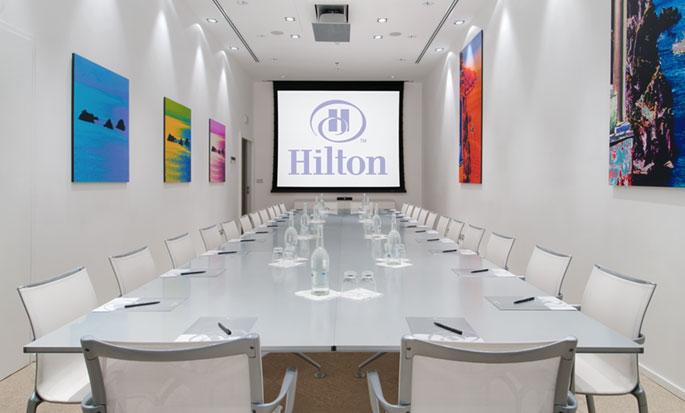 Hôtel Hilton Sorrento Palace, Italie - Salle de conférence Amalfi