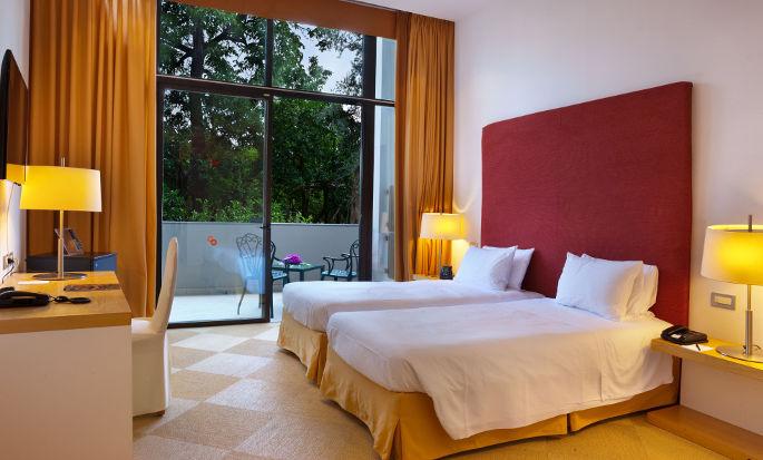 Hilton Sorrento Palace, Italien – Hilton Zweibettzimmer mit Gartenblick