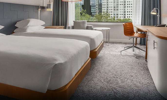 Hilton Rotterdam hotel