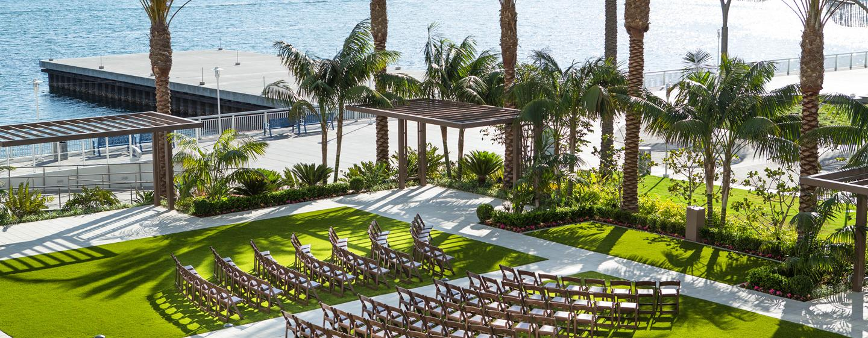 H Tel San Diego Hilton San Diego Bayfront