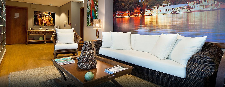 Hotel Hilton Sao Paulo Morumbi, Brasil - Spa Amazonian