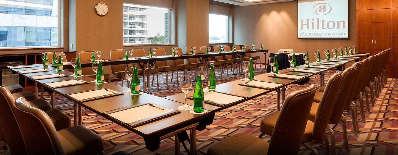 Hotel Hilton Sao Paulo Morumbi, Brasil - Sala de reuniones Hilton
