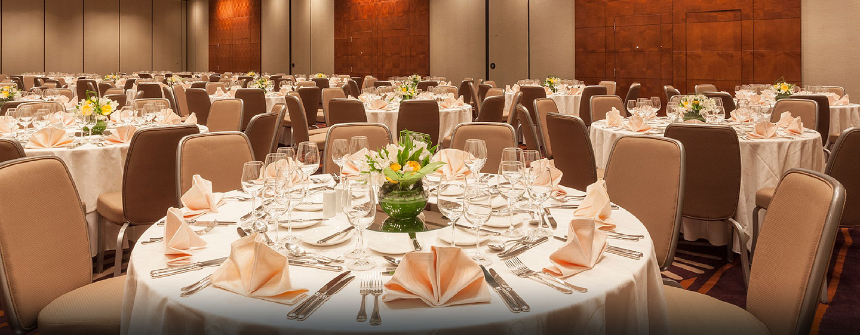 Hotel Hilton Sao Paulo Morumbi, Brasil - Salón de fiestas Moema