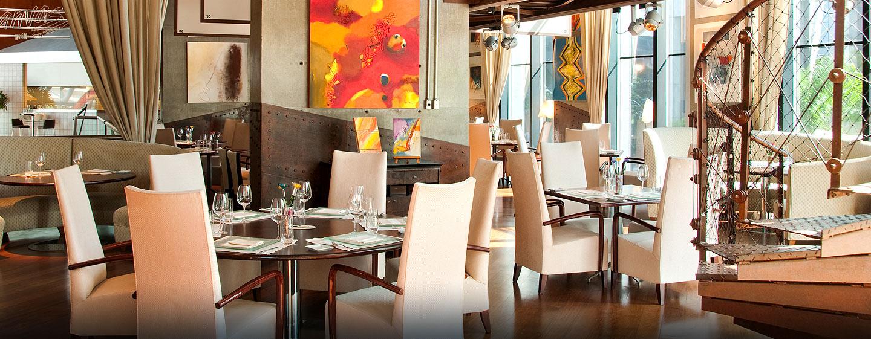 Hotel Hilton Sao Paulo Morumbi, Brasil - Caffe Cino