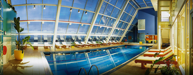 Hilton Sao Paulo Morumbi Hotel, Brasilien – Swimmingpool