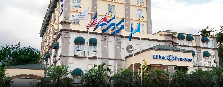 Hilton Princess San Pedro Sula Hotel, Honduras - Fachada del hotel