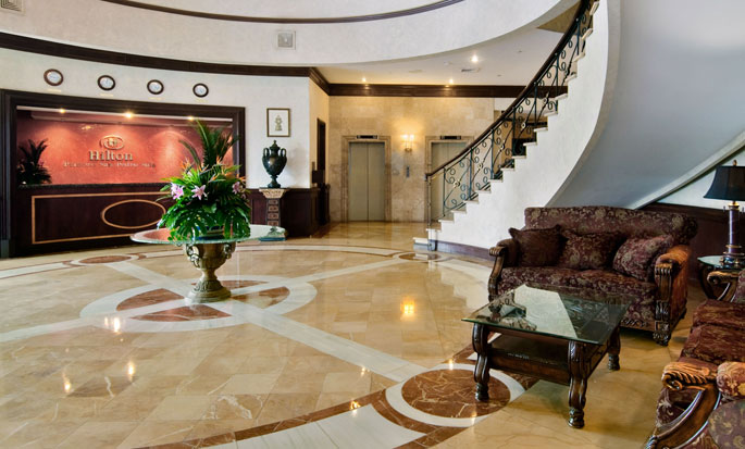 Hilton Princess San Pedro Sula Hotel, Honduras - Lobby