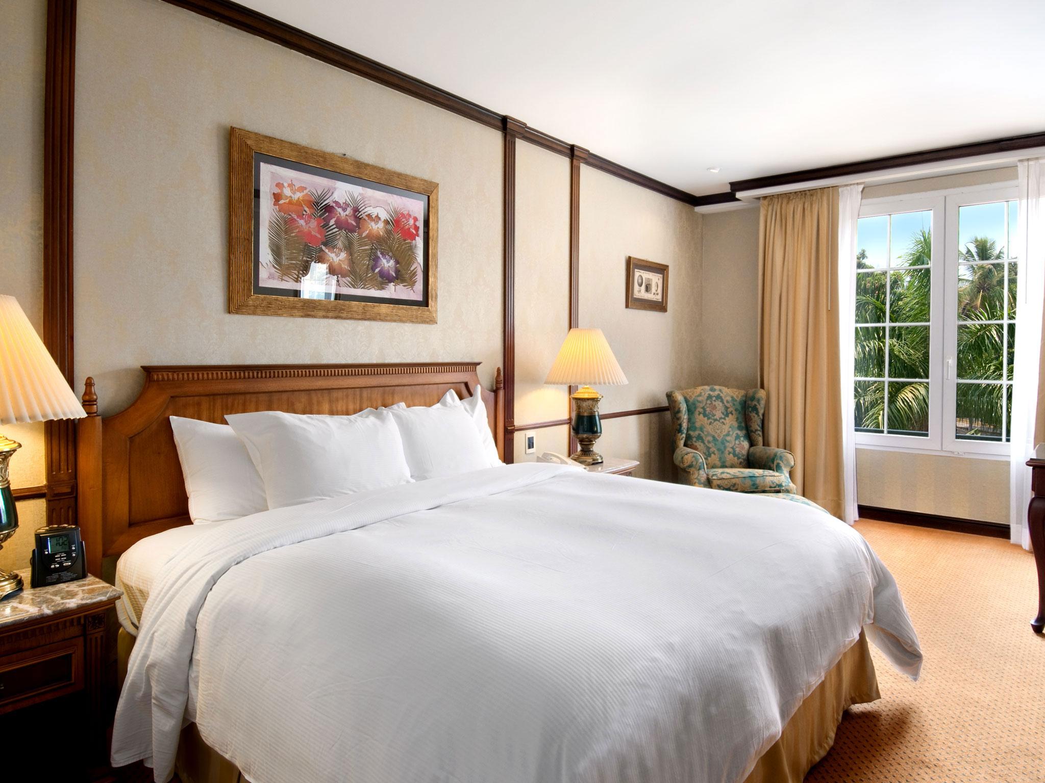 Hilton Princess San Pedro Sula Hotel, Honduras - Habitación con cama King