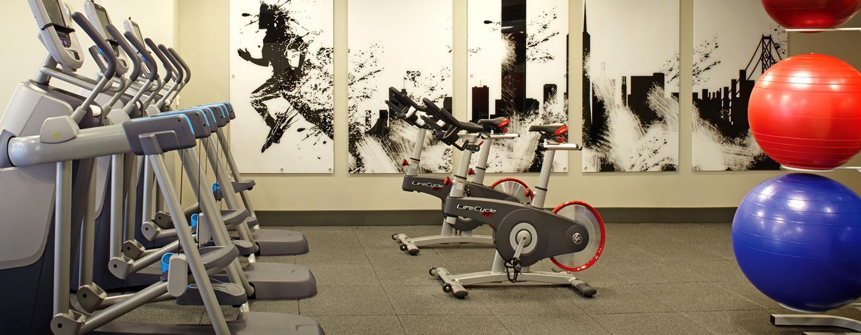 Parc 55 San Francisco - een Hilton Hotel, USA - Fitnesscentrum