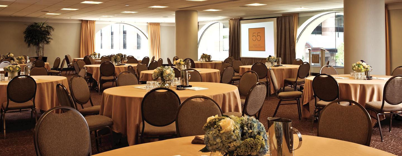 Parc 55 San Francisco - een Hilton Hotel, USA - Embarcadero vergaderzaal