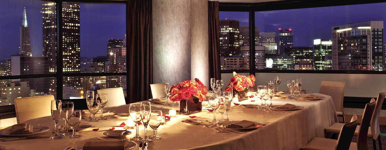 Parc 55 San Francisco - een Hilton Hotel, CA - Concierge - Bruiloft