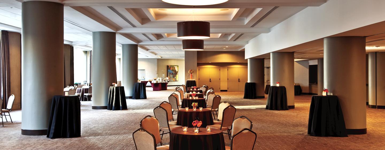 Parc 55 San Francisco - een Hilton Hotel, USA - Ontvangstruimte