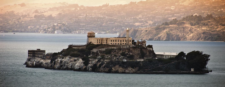 Parc 55 San Francisco - een Hilton Hotel, USA - Het eiland Alcatraz
