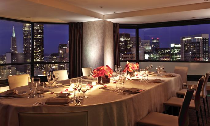 Parc 55 San Francisco - een Hilton Hotel, CA - Concierge Bruiloft