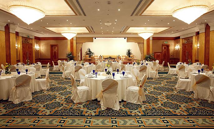 Hilton Sharjah Hotel, UAE - Ballroom
