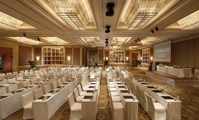 Conrad Centennial Singapore - Grand Ballroom