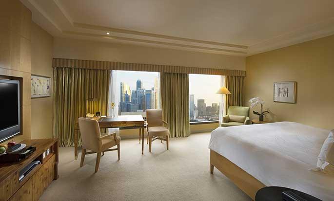 Conrad Centennial Singapore - Classic King Room