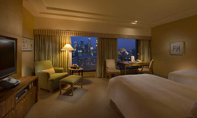 Conrad Centennial Singapore - Executive Room