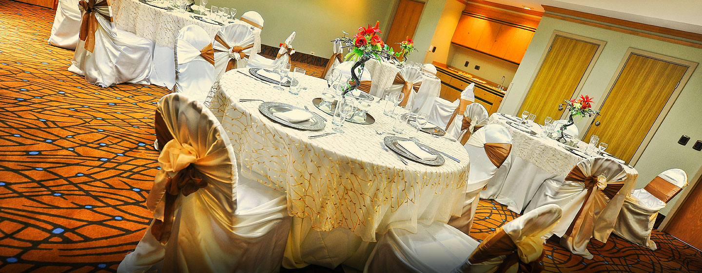 Hotel Hampton Inn & Suites by Hilton San José-Airport, Costa Rica - Montaje para eventos