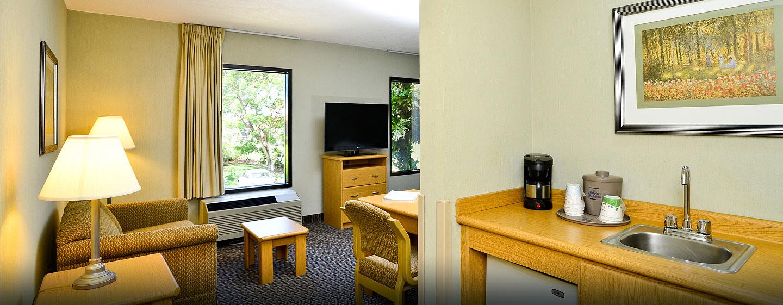 Hotel Hampton Inn & Suites by Hilton San José-Airport, Costa Rica - Suite
