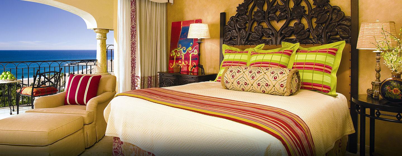 Hilton Los Cabos Beach & Golf Resort, Los Cabos, México - Habitación de lujo con cama King