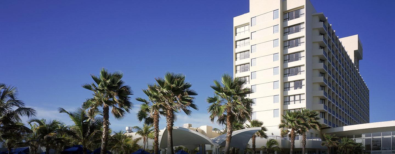 Hotel Caribe Hilton - Hotel desde el exterior