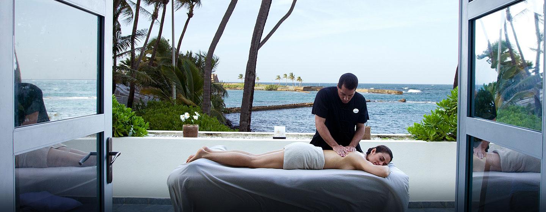 Hotel Caribe Hilton - Spa