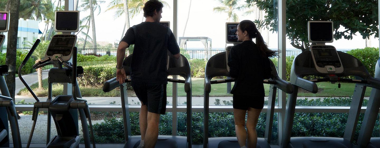 Hotel Caribe Hilton - Gimnasio