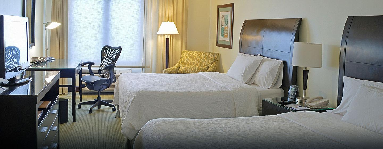 Hotel Hilton Garden Inn Liberia Airport, Costa Rica - Habitación con cama doble