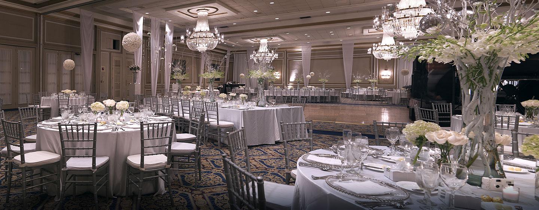 El San Juan Resort & Casino, a Hilton hotel, Carolina, Puerto Rico - Salón Internacional