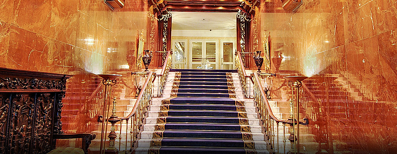 El San Juan Resort & Casino, a Hilton hotel, Carolina, Puerto Rico - Entrada del salón Internacional