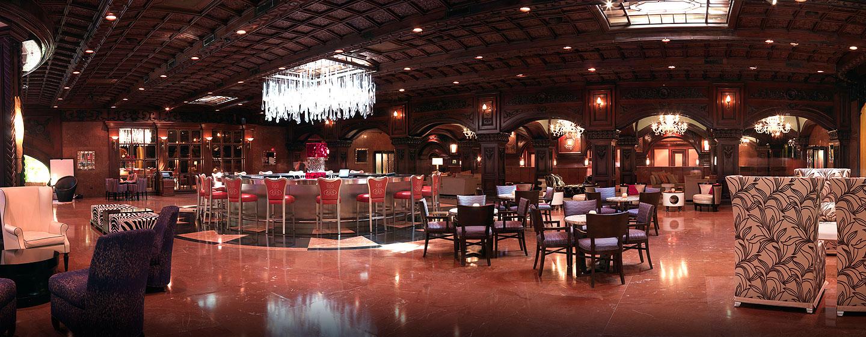 El San Juan Resort & Casino, a Hilton hotel, Carolina, Puerto Rico - Lobby