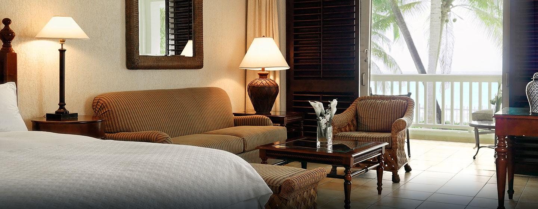 El San Juan Resort & Casino, a Hilton hotel, Carolina, Puerto Rico - Habitación frente al mar